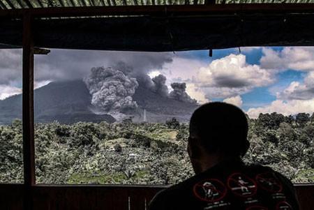 عکسهای جالب,عکسهای جذاب,کوه آتشفشان