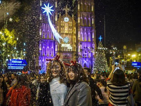 عکسهای جالب,عکسهای جذاب,جشن کریسمس