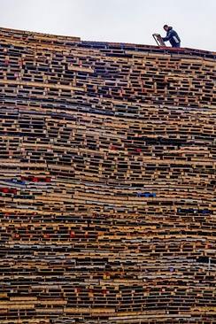 عکسهای جالب,عکسهای جذاب, الوار چوبی