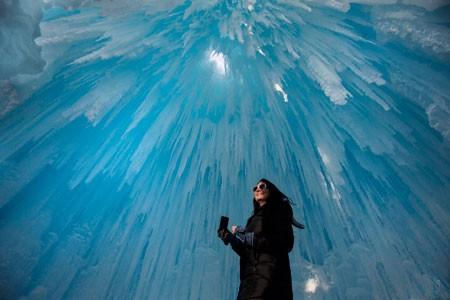 عکسهای جالب,عکسهای جذاب, جاذبه یخی
