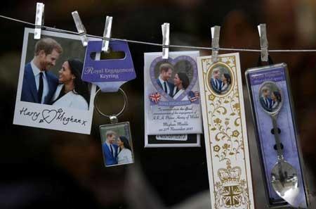 عکسهای جالب,عکسهای جذاب, هدایای یادبود پیش از عروسی شاهزاده هری