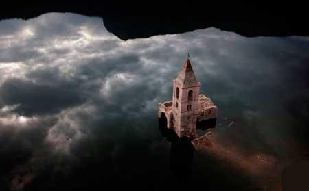 عکسهای جالب,عکسهای جذاب,کلیسای قدیمی