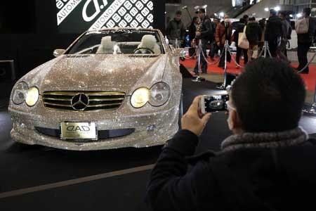 عکسهای جالب,عکسهای جذاب,نمایشگاه خودرو