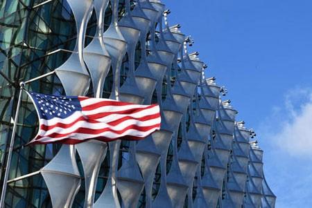 عکسهای جالب,عکسهای جذاب,سفارتخانه آمریکا