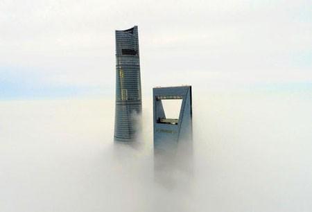عکسهای جالب,عکسهای جذاب,مه غلیظ