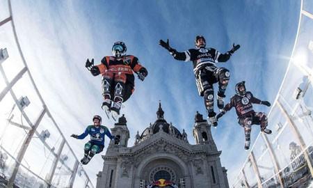 عکسهای جالب,عکسهای جذاب , تیم هاکی روی یخ