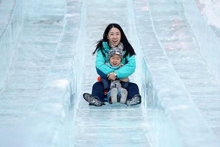 عکسهای جالب,عکسهای جذاب,تفریحات زمستانی