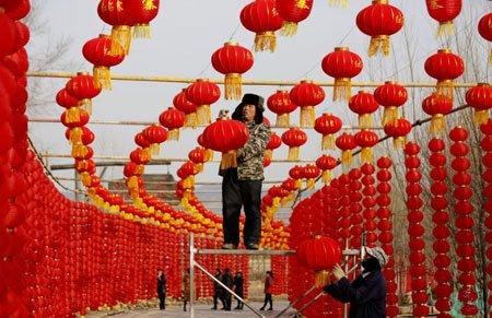 عکسهای جالب,عکسهای جذاب, سال نو چینی