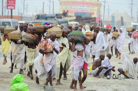 عکسهای جالب,عکسهای جذاب, مردان مقدس هندو