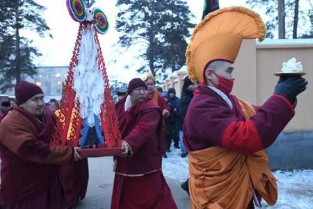 عکسهاي جالب,عکسهاي جذاب,مراسم ويژه سال نو چيني