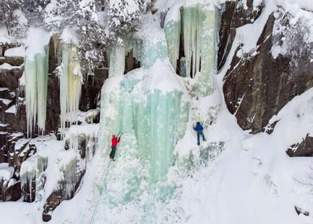 عکسهای جالب,عکسهای جذاب ,یخ نورد