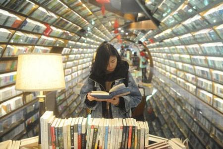عکسهای جالب,عکسهای جذاب, فروشگاه کتاب