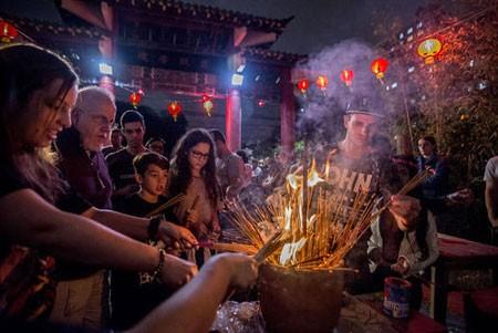 عکسهای جالب,عکسهای جذاب, جشن سال نو چینی