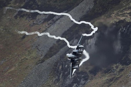 عکسهای جالب,عکسهای جذاب,جنگنده اف 15