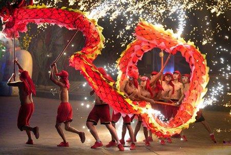 عکسهای جالب,عکسهای جذاب , هنرمندان چینی