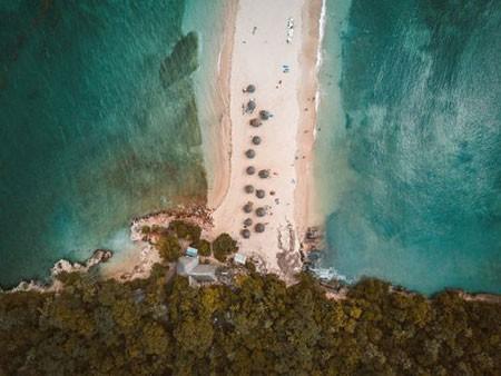 عکسهای جالب,عکسهای جذاب , ساحل جزیره بونگویو