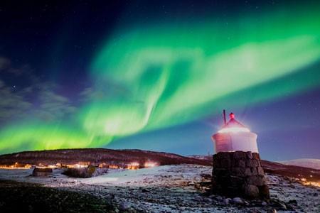 عکسهاي جالب,عکسهاي جذاب,شفق قطبي