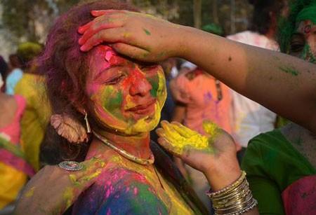 عکسهاي جالب,عکسهاي جذاب,جشنواره بهاري رنگ
