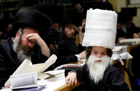 عکسهای جالب,عکسهای جذاب,یهودیان ارتدوکس