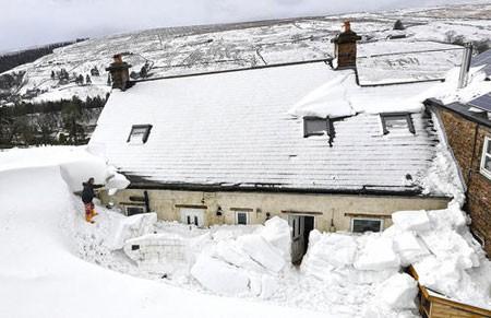 عکسهاي جالب,عکسهاي جذاب,برف