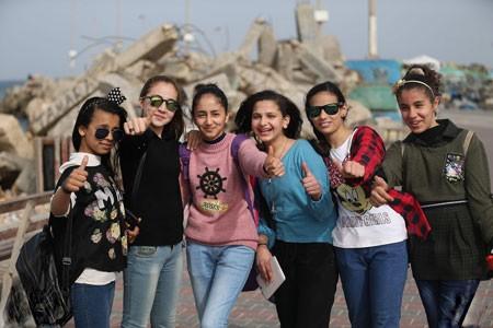 عکسهاي جالب,عکسهاي جذاب,دختران فلسطيني