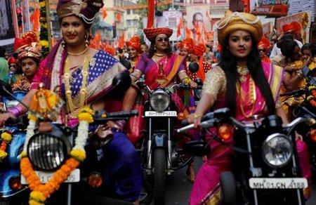 عکسهاي جالب,عکسهاي جذاب,موتورسواري زنان
