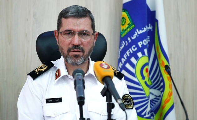 اخبار,اخبار حوادث,سردار تقی مهری