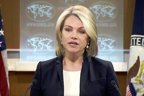 اخبار,اخبار سیاست خارجی,سخنگوی وزارت خارجه آمریکا