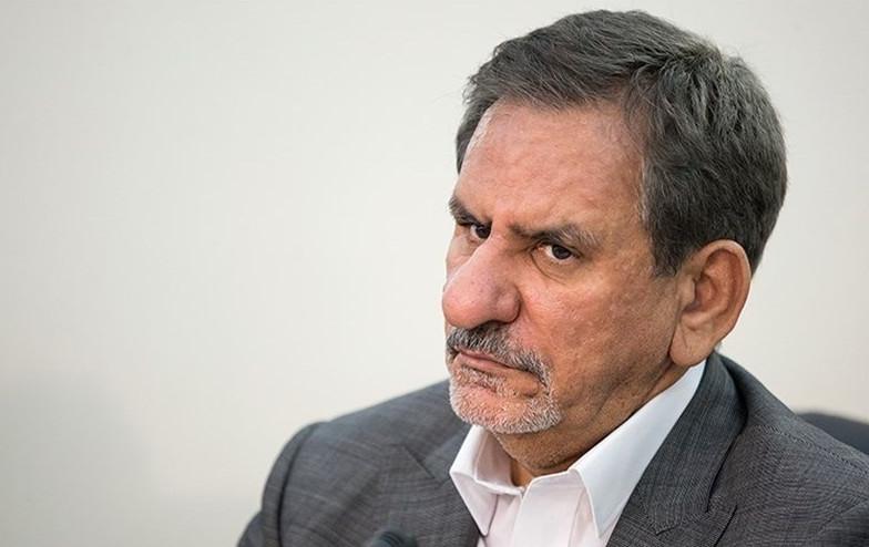 جهانگیری: کسی حق ندارد به انتخاب سپنتا نیکنام از سوی مردم یزد، بیاحترامی کند