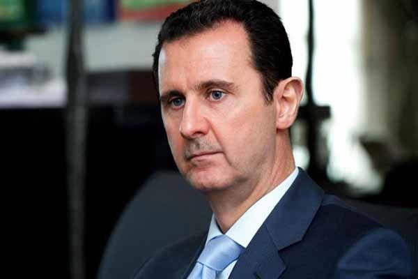 اسد: نیروهای سوری با موشک های دهه ۷۰ قرن گذشته حمله را دفع کردند