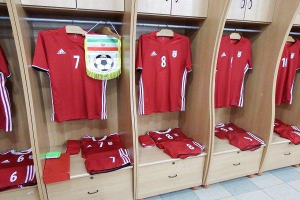 اخبار,اخبار ورزشی,پیراهنهای تیم ملی