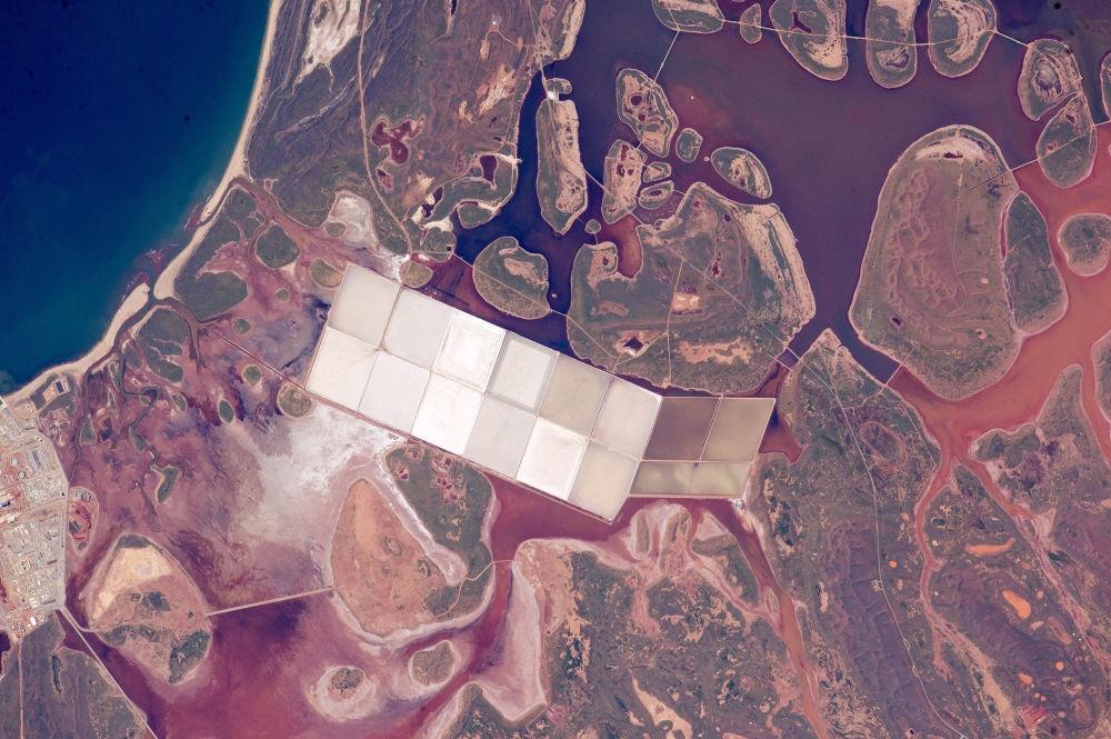 اخبار,اخبارگوناگون,زیباییهای زمین از نمای آسمان
