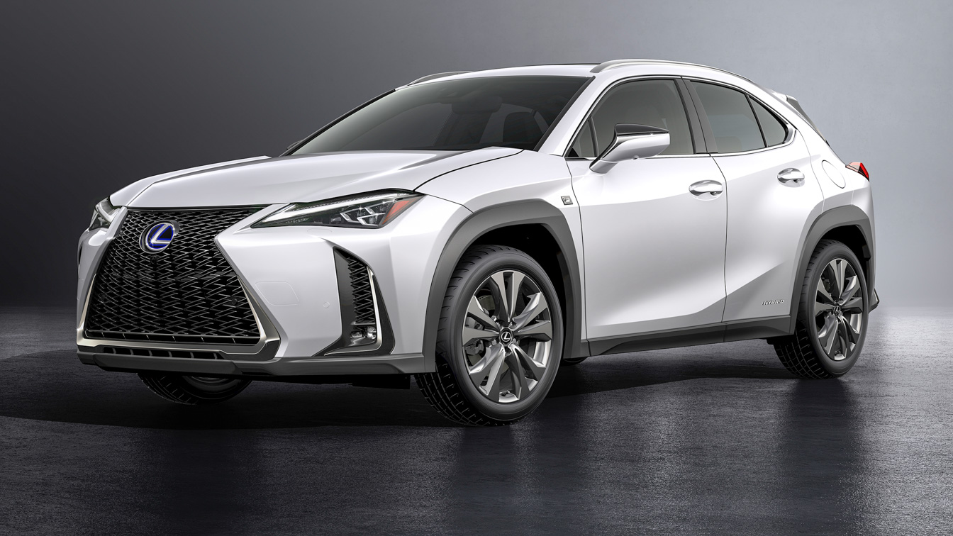 اخبار,دنیای خودرو,5 خودروی شاسی بلند 2019