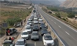 هراز تا اطلاع ثانوی یکطرفه شد/ ترافیک سنگین در محورهای شرق تهران