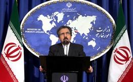 نشست سخنگوی وزارت خارجه دربارۀ اصلاح برجام، شهادت ایرانیان در سوریه و بالاخره تلفن ظریف به جانسون