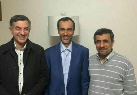۱۳ بدر یاران احمدینژاد در اوین!