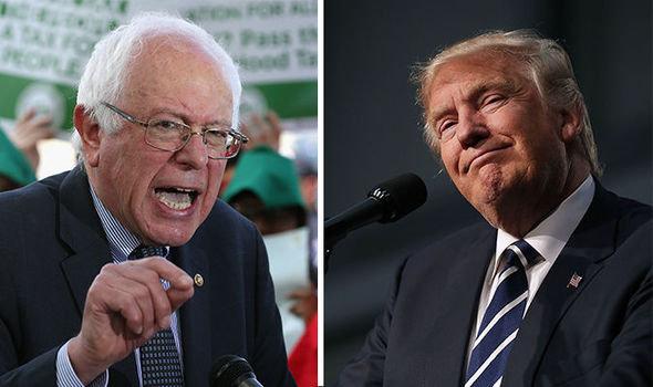 اخبار,اخبار سیاست خارجی,سندرز و ترامپ