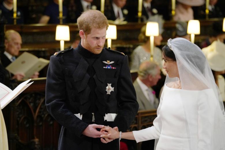 اخبار,اخبار فرهنگی,مراسم ازدواج پرنس هری و مگان مارکل