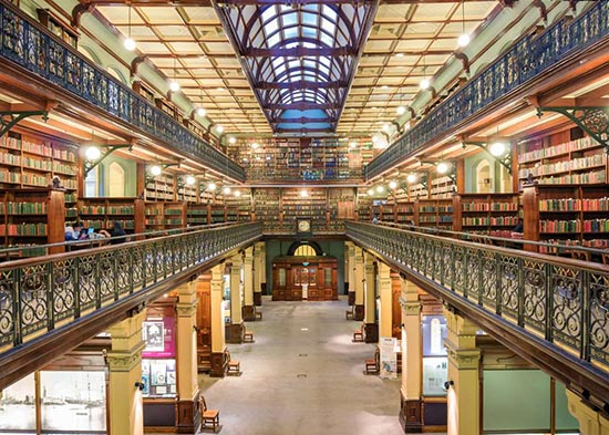 اخبار,اخبار گوناگون,زیباترین کتابخانههای جهان