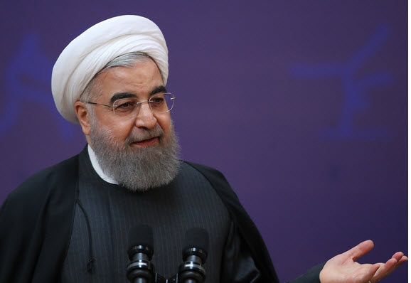 روحانی: دشمن به دنبال ایجاد یاس و ناامیدی است