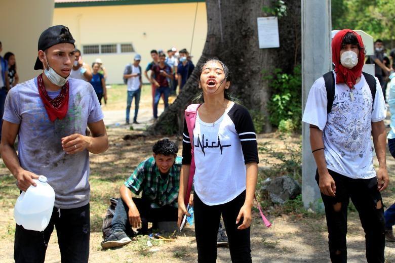 اخبار بین الملل ,خبرهای  بین الملل ,تظاهرات مرگبار در نیکاراگوئه