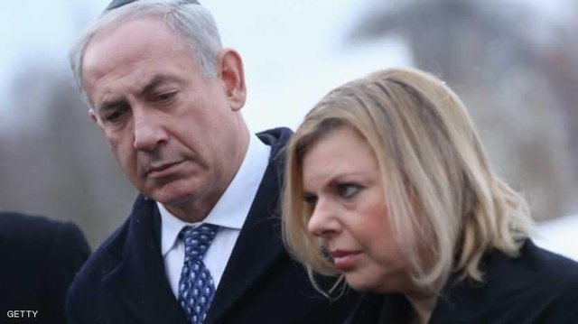 اخبار,اخبار بین الملل,نتانیاهو و همسرش