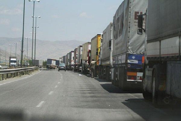کامیون داران بدنبال افزایش ۴۰ درصدی نرخ کرایه بار هستند