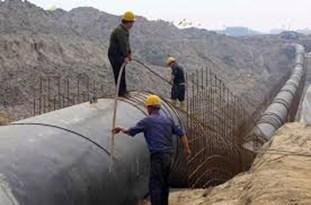 انتقال آب از خلیج فارس برای اصفهان