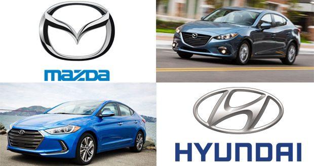 اخبار,اخبار بازار خودرو,مزدا و هیوندا