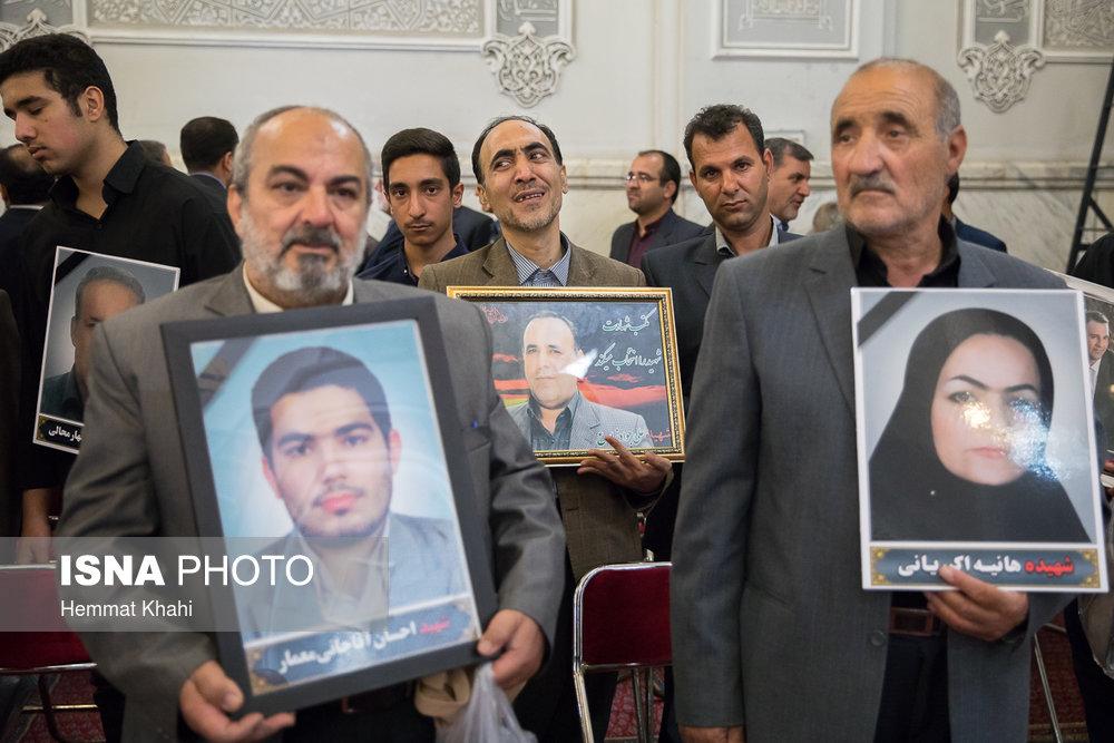 اخبار,عکس خبری,بزرگداشت شهدای حادثه تروریستی مجلس