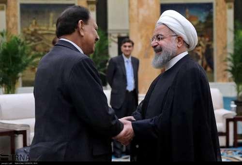 اخبارسیاسی ,خبرهای سیاسی ,دیدار روسای جمهوری ایران و پاکستان