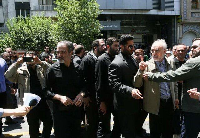 واکنش صـالـحی به بد اخلاقی عدهای در راهپیمایی روز قدس