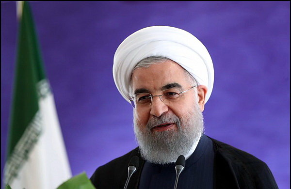 روحانی: ایران آماده همکاری های راهبردی با هندوستان است
