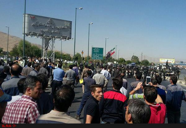 بیانیه کارگران هپکو: اعتراضمان فقط صنفی است/ هیچ قرابتی به سیاسیون این سوی و آن سوی نداریم